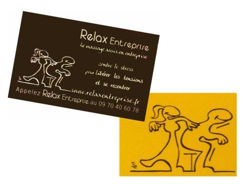 Logo / cartes de visite